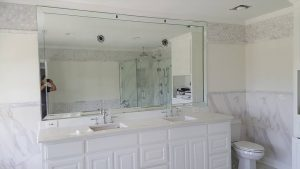 installation mirror Carrollton